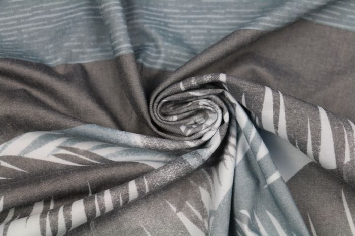 Leisure elastic fabric